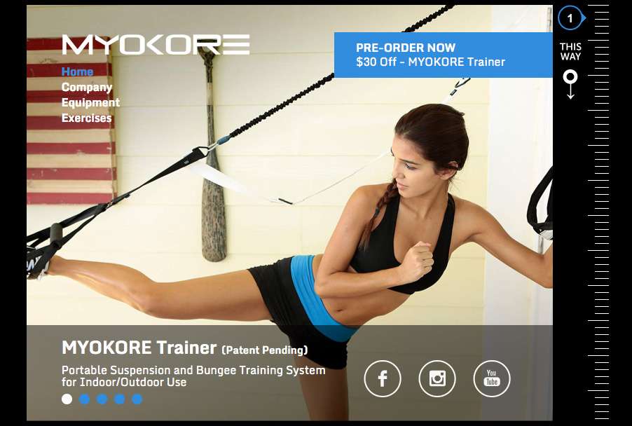 Myokore2_FitnessTrainer