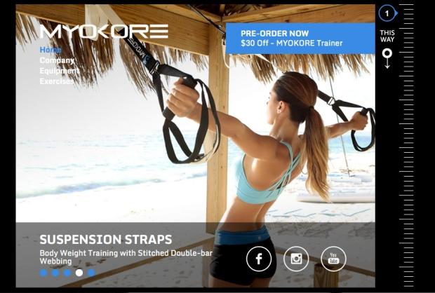 Myokore3_FitnessTrainer