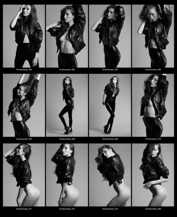 KiraAlvarado_Model_Fashion